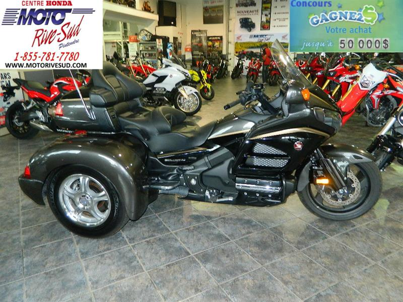 Honda Trike GL 1800 GOLDWING 2016 TRIKE #M2787