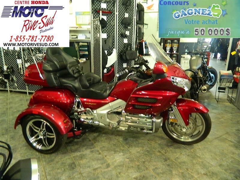Honda Trike GL 1800  GOLDWING 2004 TRIKE 4 ROUES #M2657