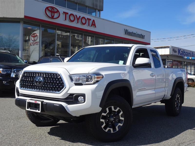 2018 Toyota Tacoma TRD Offroad Pkg #TT18889