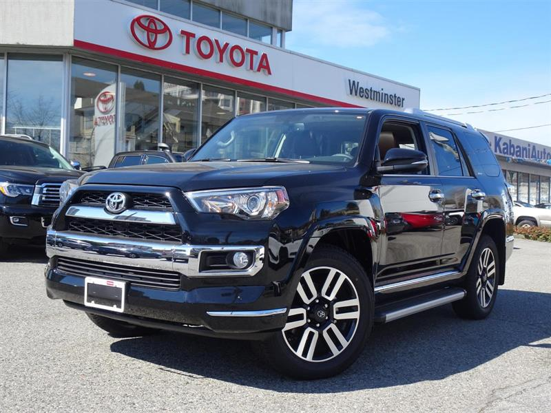 2018 Toyota 4Runner Limited #FR181102
