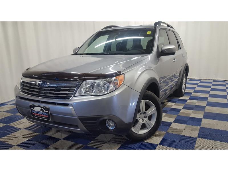 2009 Subaru Forester 2.5 X Touring - WOW LOW KM!! CLEAN CARPROOF!! #9SF50519