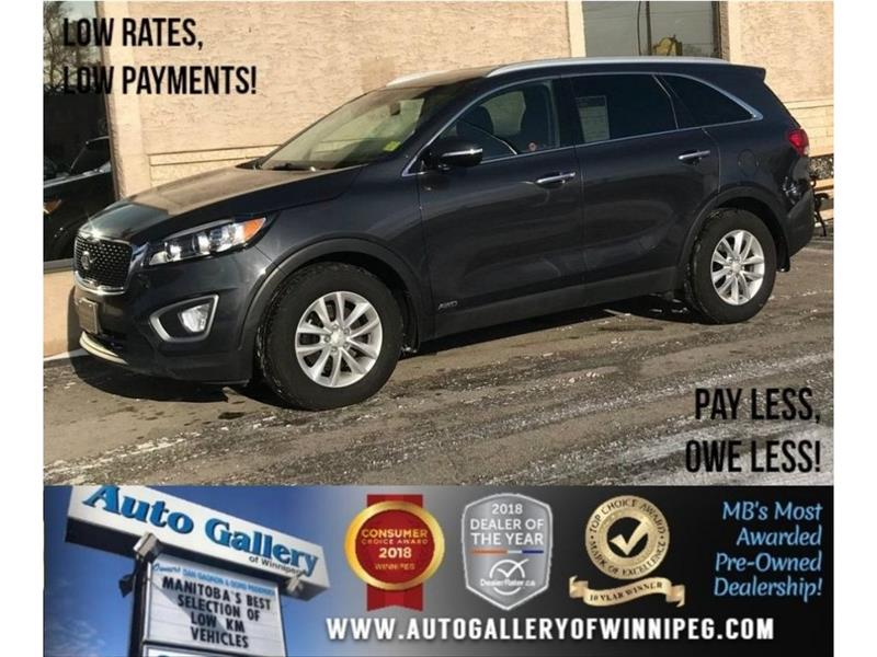 2016 Kia Sorento 2.4L LX *AWD/Heated Seats/Bluetooth #23282