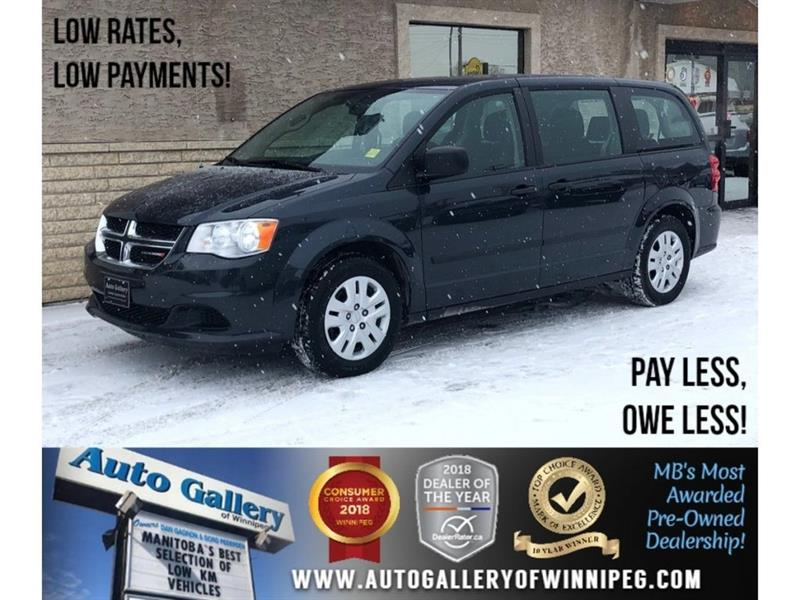 2014 Dodge Grand Caravan SE *7 Pass/Rear Air & Heat #23303A