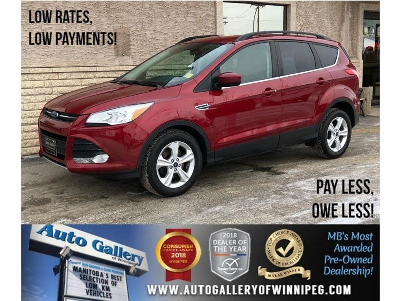 2016 Ford Escape SE *Htd Seats/2.0L/Backup Cam #23590