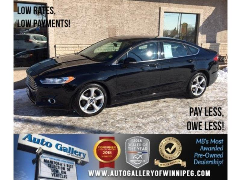 2016 Ford Fusion SE *Backup Cam/Heated Seats #23655