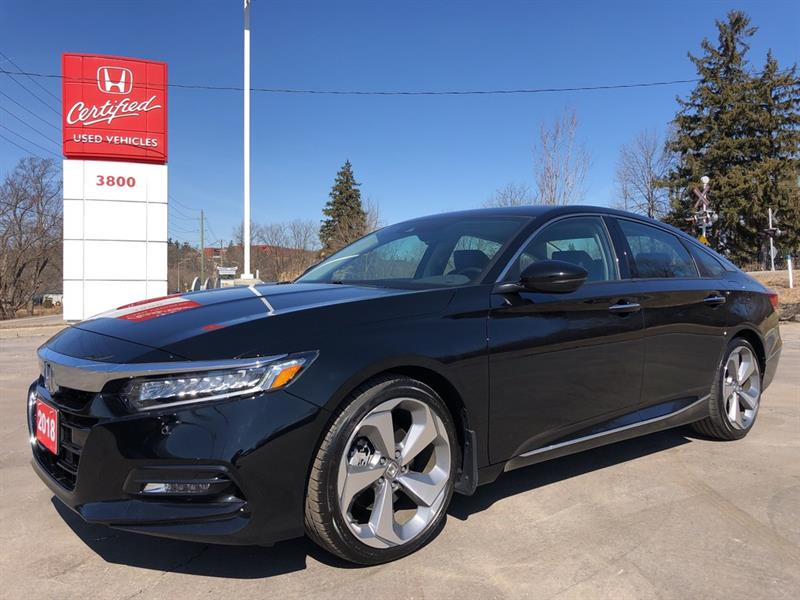 2018 Honda Accord Sedan Touring #22196