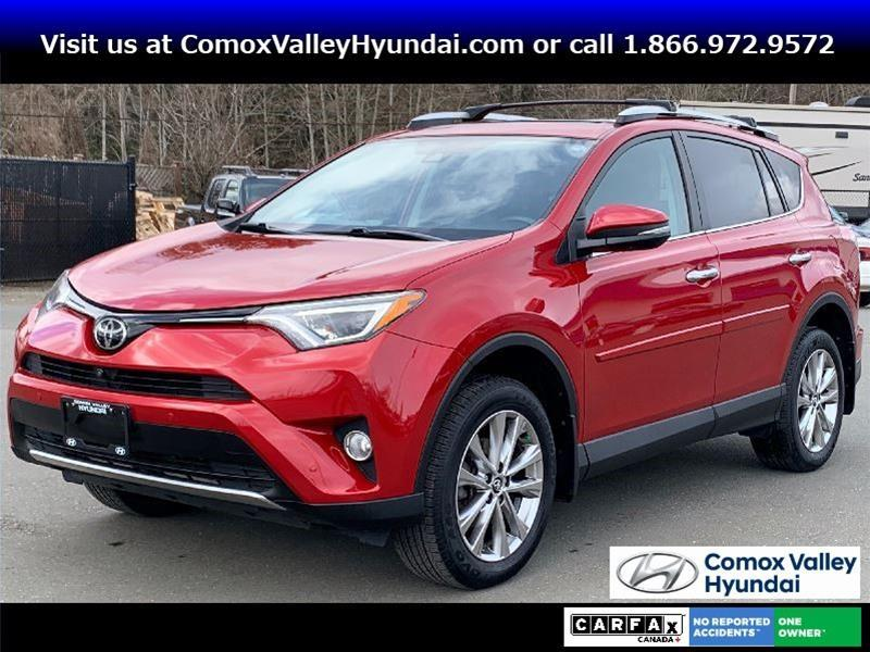 2016 Toyota RAV4 AWD Limited #19SF4073A