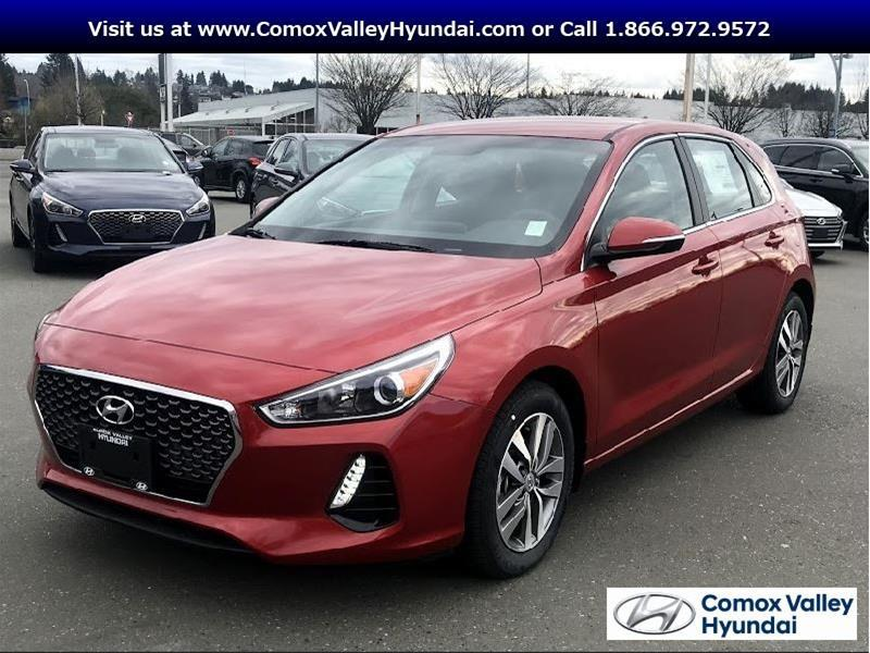 2019 Hyundai Elantra Gt Preferred- at #19EL0829
