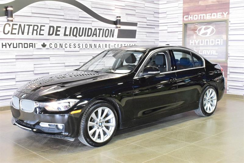 2014 BMW 3 Series 320i xDrive+TOIT+MAGS+CUIR #S9080