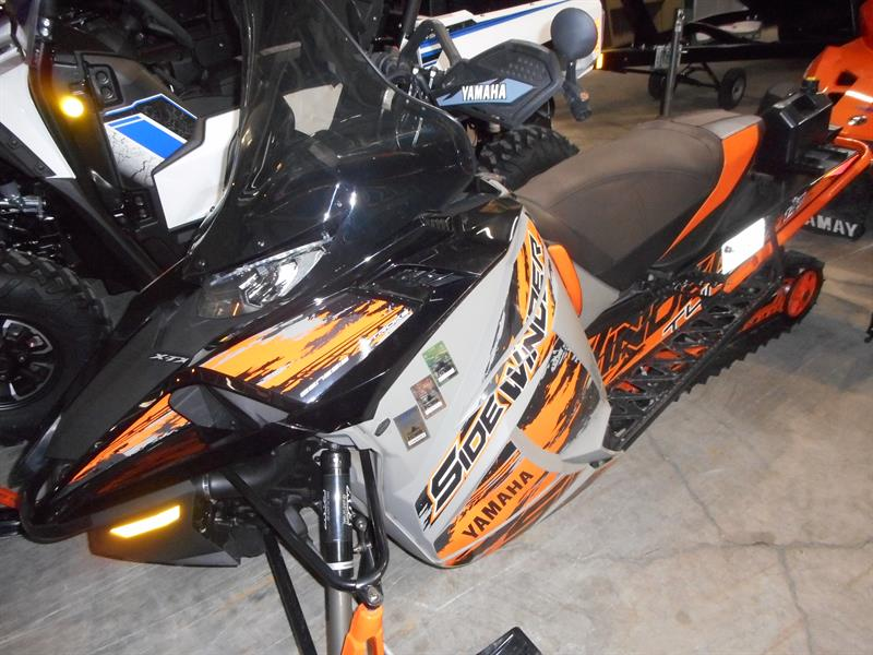 Yamaha Sidewinder X-TX 2017