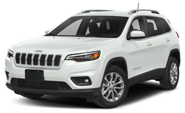 2019 Jeep Cherokee North #K119400