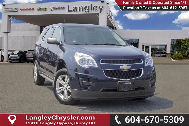2015 Chevrolet Equinox LS #EE895660