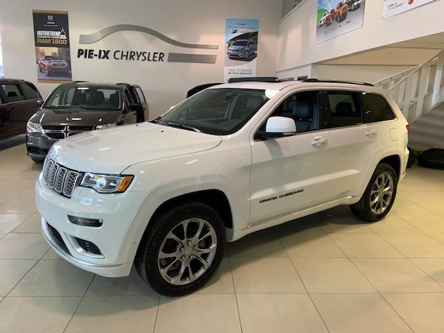 Jeep Grand Cherokee 2019 Summit 4x4 #C19199