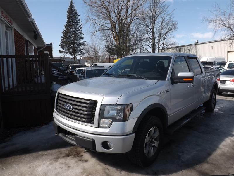 Ford F-150 2011 4WD SuperCrew FX4 #911199