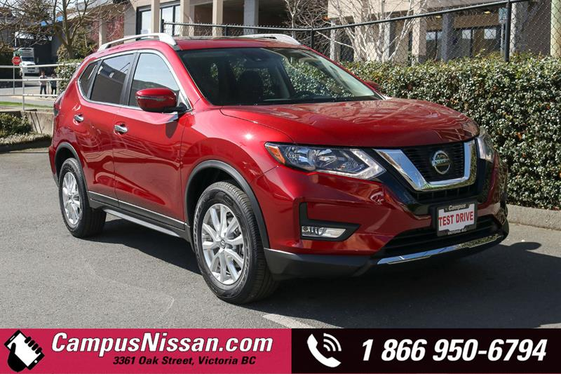 2019 Nissan Rogue SV AWD w/ Moonroof Package #D9-P005