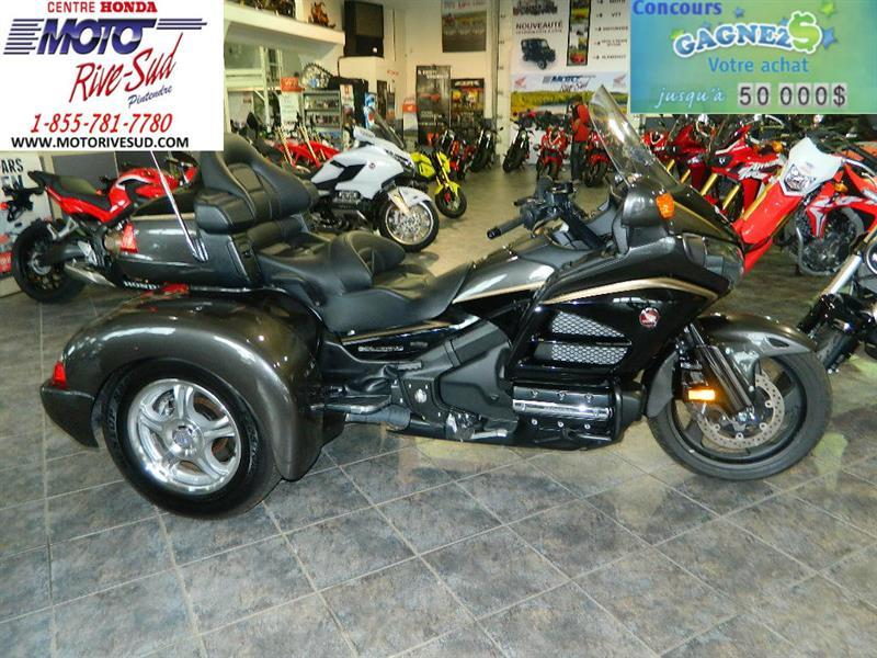 Honda GL1800 GOLDWING 2016 TRIKE #M2787-1