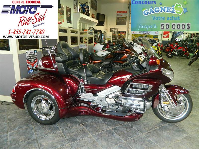 Honda GL 1800 GOLDWING 2007