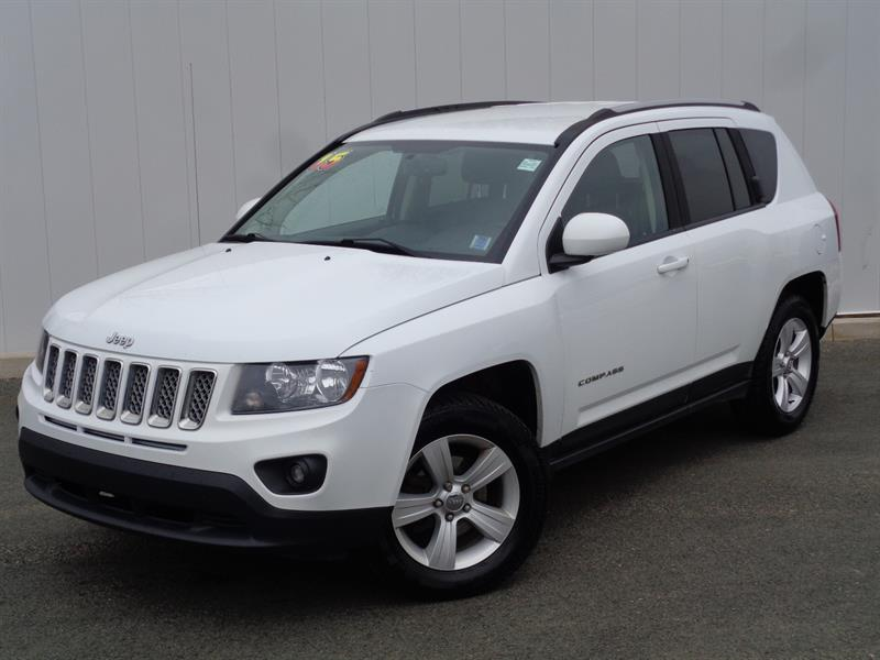 2015 Jeep Compass FWD 4dr North #V6388A