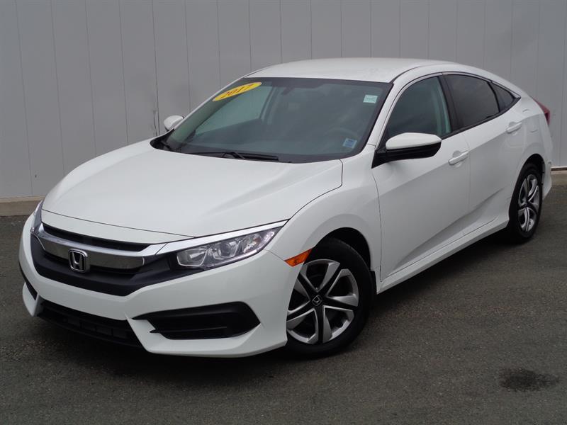 2017 Honda Civic Sedan 4dr CVT LX #L5453