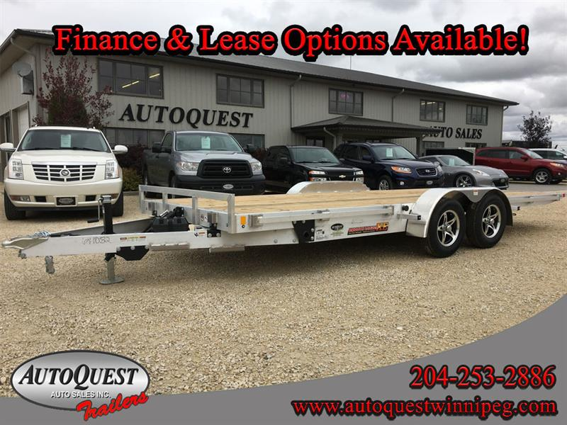 2019 RC Trailers 8.5' x 20' Smoothloader XE