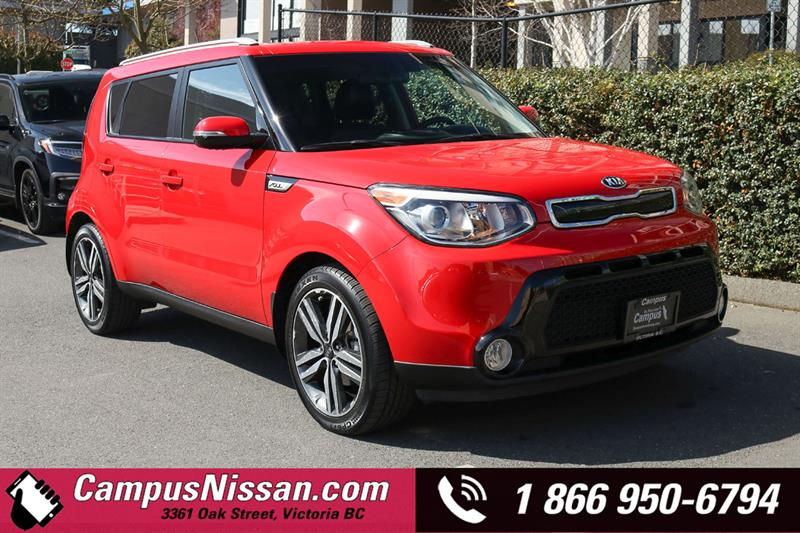 2014 Kia Soul | SX | FWD w/ Leather Interior #9-P125A