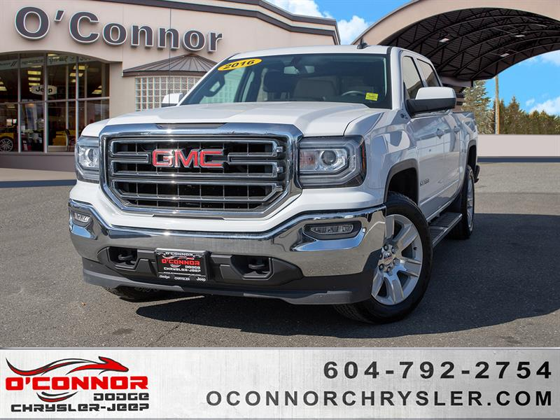 O Connor Gmc >> 2016 Gmc Sierra 1500 Sle Used For Sale In Chilliwack At O