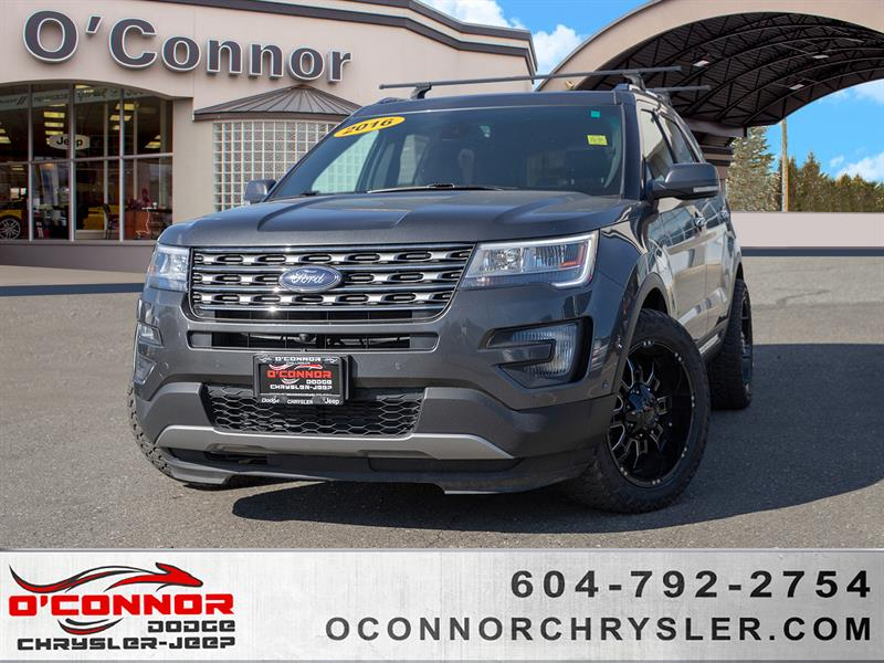 2016 Ford Explorer Limited #16619A