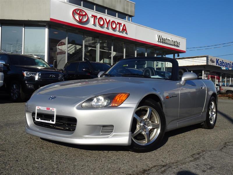 2002 Honda S2000 S2000 #TN18531B