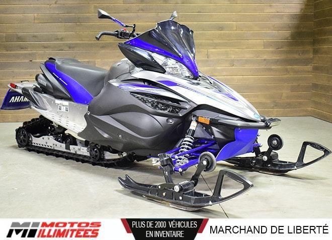 Yamaha APEX X-TX EPS 1.75 2016
