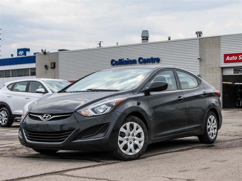 2015 Hyundai Elantra 1 OWNER CAR #94850