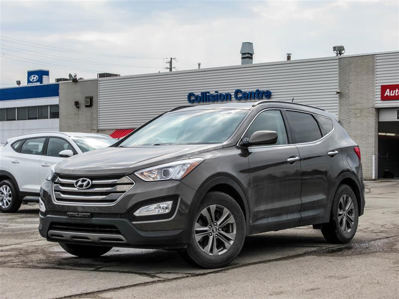 2014 Hyundai Santa Fe all wheel drive #74562