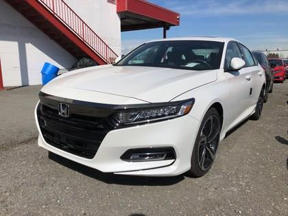 2019 Honda Accord Sport 2.0T #Y0881