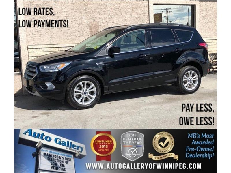 2017 Ford Escape SE *AWD/Navi/Htd Lthr/Bluetooth #23798