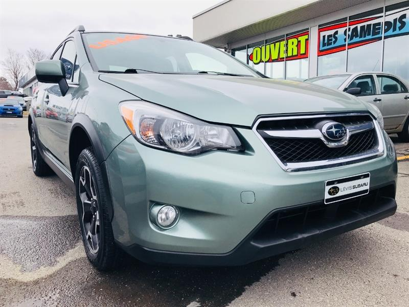 Subaru Xv Crosstrek 2014 Sport Package #15840b