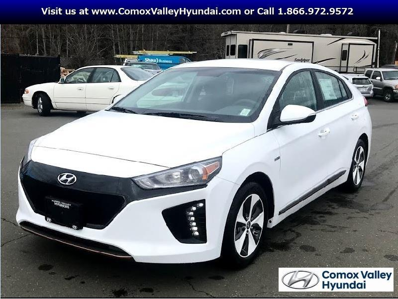 2019 Hyundai Ioniq EV Preferred - White #19NQ5863