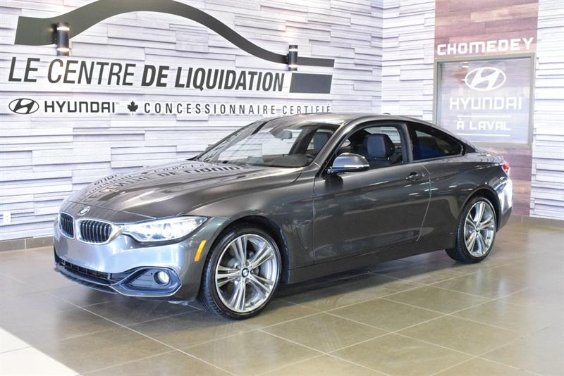 2016 BMW 4 Series 428i xDrive+TOIT OUVRANT+MAGS+CUIR #S9131