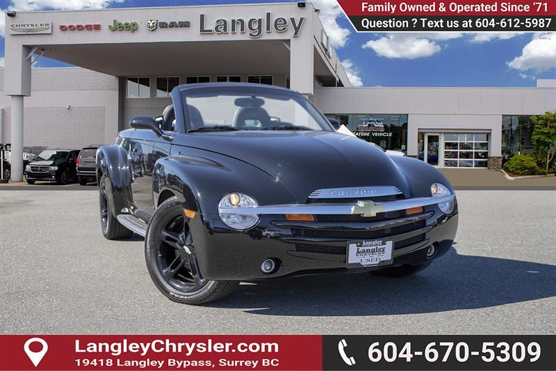 2003 Chevrolet SSR #EE902060