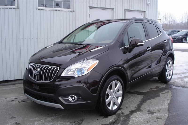 Buick Encore 2015 Leather AWD