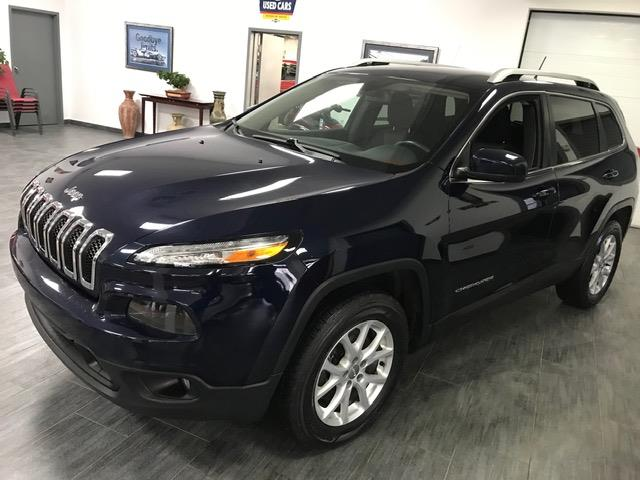 Jeep Cherokee 2014 North Latitude 4WD #EW188753