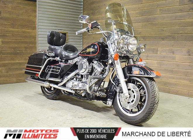 Harley Davidson Electra Glide 1989