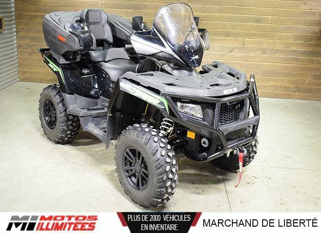 Arctic Cat TRV 550 EPS 2017