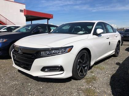 2019 Honda Accord Sport 1.5T #Y0880