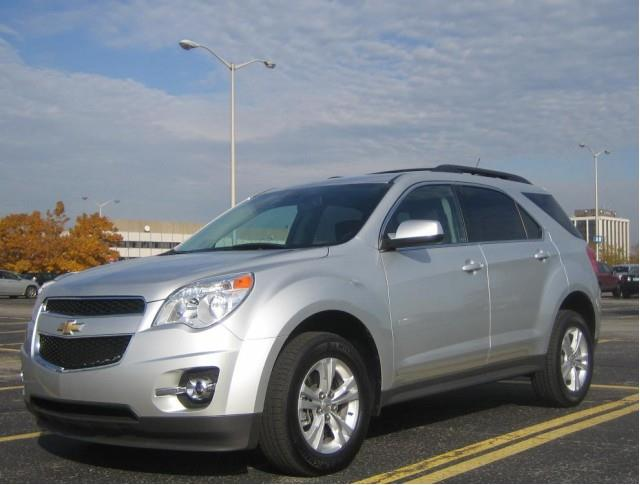 Chevrolet Equinox 2010 AWD ***1-2-3-4 CHANCES CREDIT*** #031-4514-HG