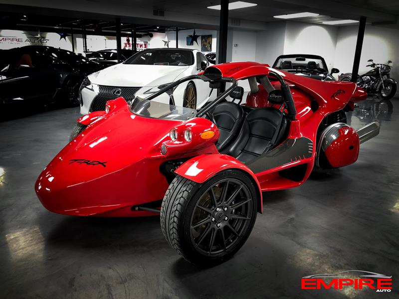 2016 Campagna T-Rex 16S TREX 16S #AS45015