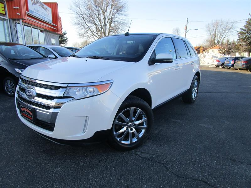 Ford EDGE 2013 4dr Limited AWD #2451a