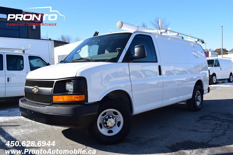 Chevrolet Express Cargo Van 2012 2500 ** 4.8L ** Voir Équipements ** #1814
