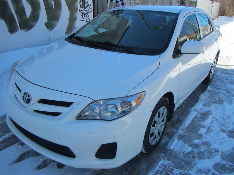 Toyota Corolla 2011 FINANCEMENT MAISON $49 SEMAINE #2244. *CERTIFIÉ*