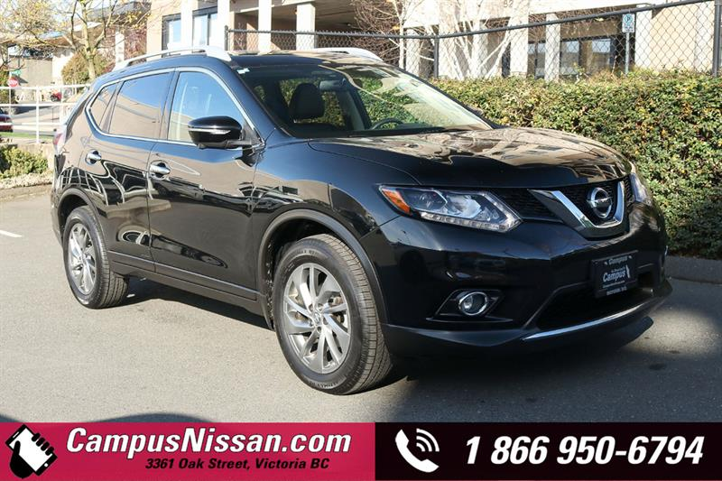 2015 Nissan Rogue | SL | AWD w/ Panoramic Moonroof #A7441