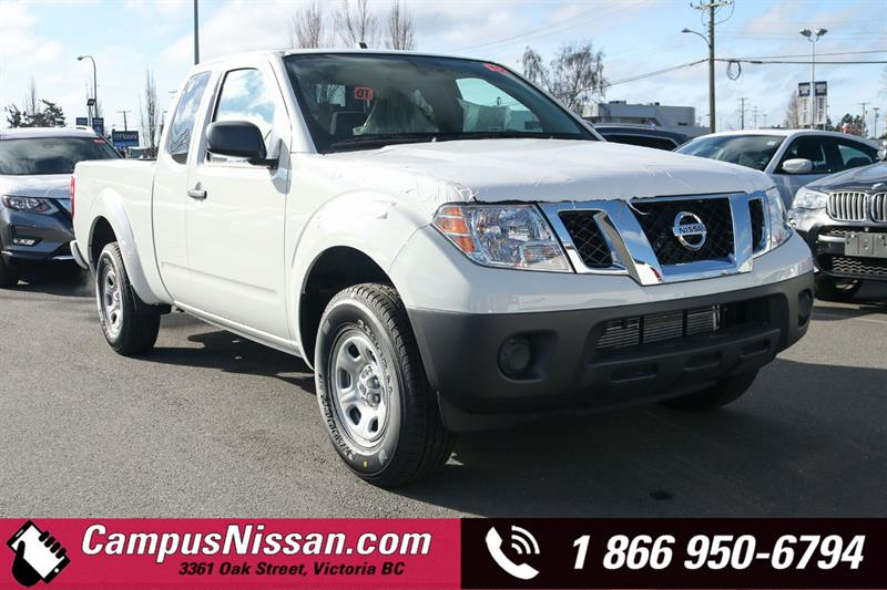 2019 Nissan Frontier S RWD King Cab #9-T350