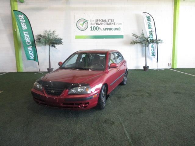 Hyundai Elantra 2005 5dr HB #2664-03